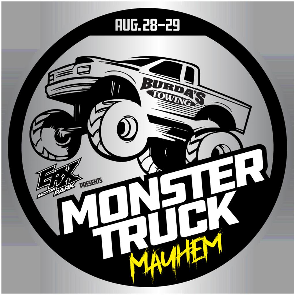 Monster Truck Mayhem at ERX