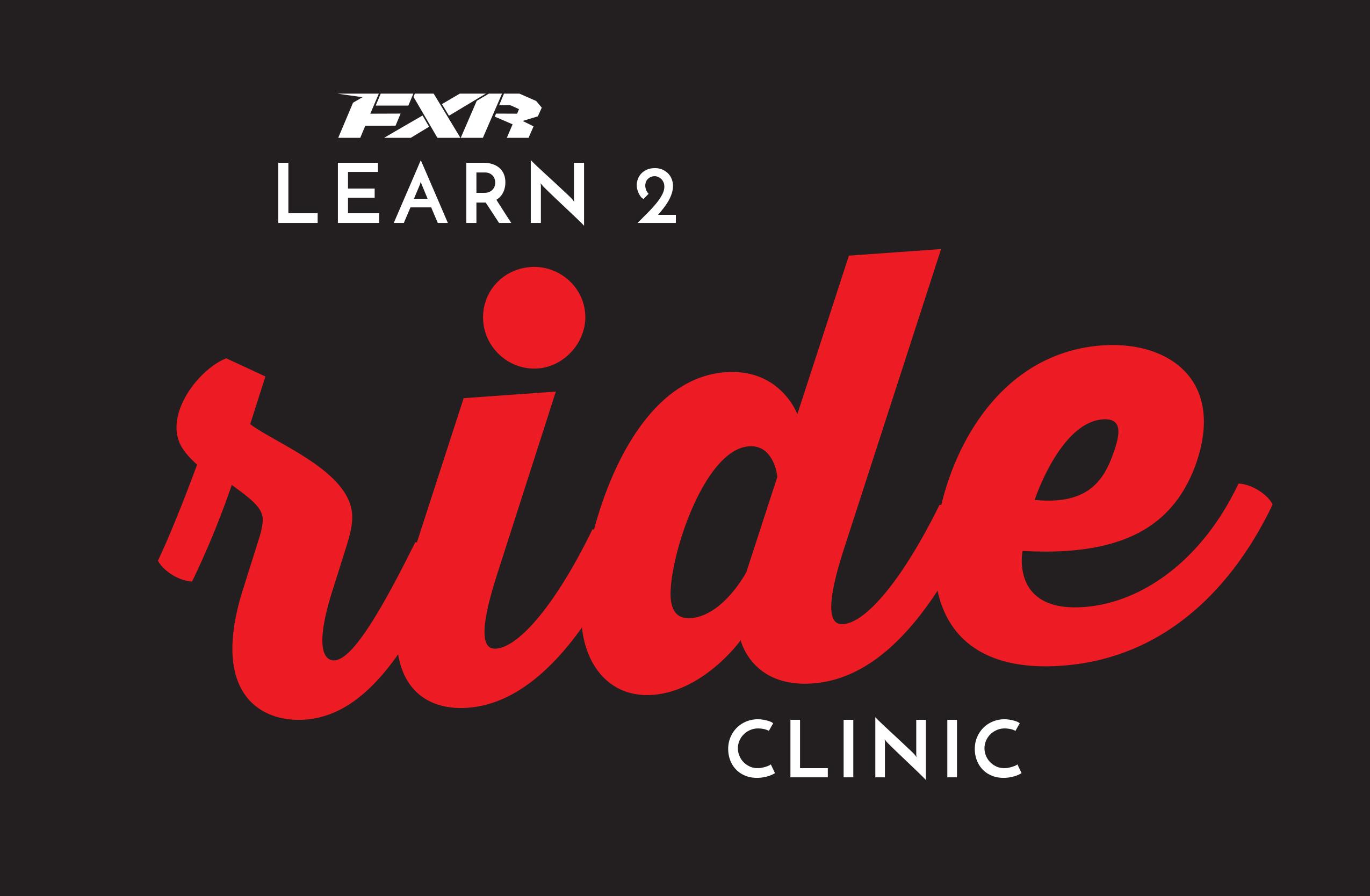 FXR Learn2Ride Clinic